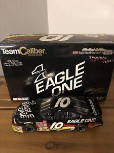 2001 JOHNNY BENSON #10 EAGLE ONE 1/24 OWNERS TEAM CALIBER CAR