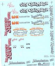 Slixx 8027 Gasser Mini Sheet #13 Drag decal