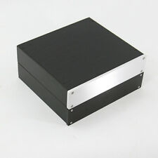 Full aluminum chassis 2104 PSU case Hifi amplifier enclosure mini phono box