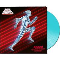 Gama Bomb - Speed Between The Lines [New Vinyl] Colored Vinyl, Gatefold LP Jacke