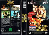 (VHS) Ein Vogel auf dem Drahtseil - Mel Gibson, David Carradine, Goldie Hawn