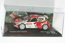 PEUGEOT 207 S2000 - Rallye d'Ypres 2008 - Rally Model Scale 1/43