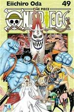 One Piece NEW EDITION 49 - MANGA STAR COMICS  NUOVO- Disponibili tutti i numeri!