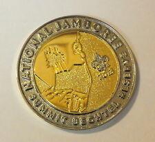 2013 National Boy Scout Jamboree Summit Engraveable Commemorative BSA Coin