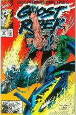 Ghost Rider (Vol. 2) # 29 (guest: Wolverine, Andy & Joe Kubert) (USA, 1992)