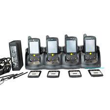 LOT OF 4x Motorola MC65 MC659B-PD0BAA00100 1D/2D WM6.5 GSM CDMA Barcode Scanner