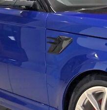 Range Rover Sport OEM L494 2018+ Side Vent Pair Carbon Fiber Brand New