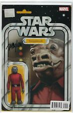 Star Wars # 15 Action Figure Variant Dynamic Forces NM/MT SS Mike Mayhew 37/77