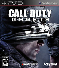 Call Of Duty: Ghosts PlayStation 3 PS3 Very Good 7Z