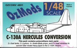 1/48 OZMODS; Lockheed C-130A Hercules Conversion