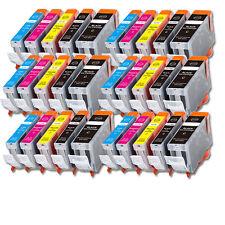 30PK Combo Printer Ink chipped for Canon PGI-5BK CLI-8 MP500 MP530 MP600 MP610