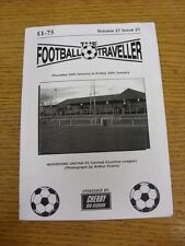 16/01/2014 The Football Traveller Magazine: Volume 27 Issue 21 - Cover Pictures