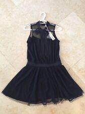 Diesel Dress Black Xs
