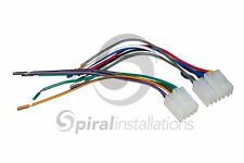 Reverse Radio Wire Harness for OEM Factory Stereo Installation WH-1004