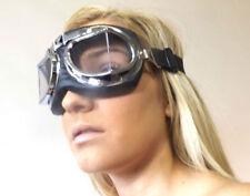 Lunettes de soleil transparents plastique ovales pour femme