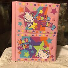New Vintage Sanrio Hello Kitty Sticker Photo Album & Writing Tablet