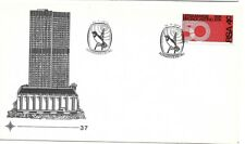 South Africa 1974 FDC 37 - 50 Years of Broadcasting