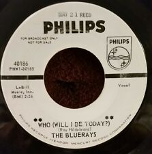 """Bluerays Philips 40186 """"WHO (WILL I BE TODAY?"""" (GREAT R&R) PROMO / FREE SHIPPING"""