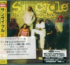 SUNCYCLE - I Am Somebody - Japan CD+5BONUS - NEW