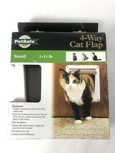 Pet PetSafe Small 2-Way Locking Cat Door