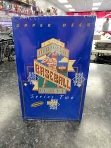 1993 UPPER DECK  SERIES 2  BASEBALL HOBBY DEREK JETER ROOKIE POSSIBLE
