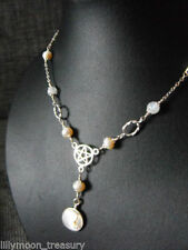 Moonstone Beauty Sterling Silver Fine Necklaces & Pendants