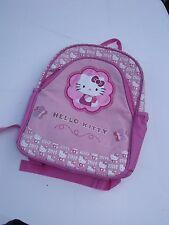 Sac a  dos goutter Hello Kitty parfait état extérieur jamais servis