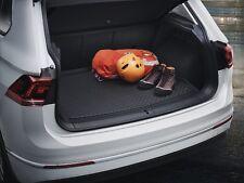 ORIGINAL VW Tiguan II 2016 bac de protection pour coffre Insert COFFRE 5na061160