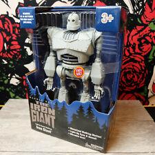 "The Iron Giant Motorized Walking 14"" Light & Sound Figure – Walmart Exclusive"