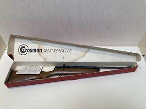 Crosman 400 Repeater Crossman Vintage .22cal Pellet Gun BoltAction CO2 Air Rifle