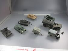 Roco/Roskopf / Rmm: in Set Military Vehicle, Solid etc. (Stiege6)