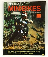 VINTAGE ALL ABOUT MINIBIKES BOOK BY DOUG RICHMOND H.P. BOOKS ~ RUPP & BONANZA