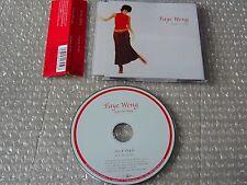 Faye Wong CD Separate Ways w/spine card obi Japan import 5 tracks FF8 eyes on me