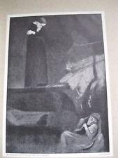 Käthe Kollwitz Gretchen Druck um 1910
