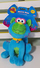 SKATTY CATS OFF THE PLANET PLAYGRO PLUSH SOFT BABY TOY! HAS A BELL! 22CM TALL!