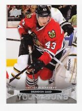 2011-12 Upper Deck #207 Brandon Saad YG RC Rookie Card