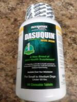 Dasuquin Chewable Tablets for Small to Medium Dogs, 84 Tablets Fast Shipping!