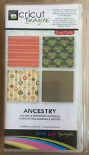 Cricut Imagine Art  Cartridge  Ancestry Patrone Colors & Patterns