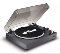 Jam Spun Out Bluetooth Turntable Vinyl Record Player, 3 Belt Drive FAST DELIVERY