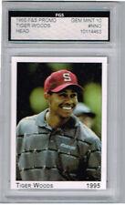 1995 Tiger Woods  F & S Promotional Amateur Rookie Gem Mint 10 Rare