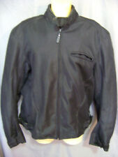 RIVER ROAD MOTORCYCLE JACKET WITH LINER AND BODY ARMOR SIZE 2 XL 2XL