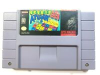 Tetris Attack - Super Nintendo SNES Game Tested - Working - Authentic!
