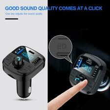 BT29 QC3.0 Bluetooth V5.0 Car Kit MP3 Player FM Transmitter Type C USB Charger