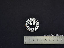 Star Wars Necklace stainless steel New Republic Pendant merch logo symbol
