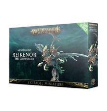 Nighthaunt Reikenor the Grimhailer Warhammer Age of Sigmar NEW