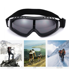 Extreme Sports Skiing Snowboard Protective Glasses Goggles Snowmobile Sunglasses