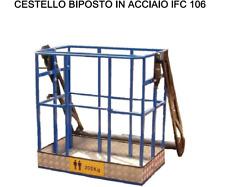 Cesto MAN GRU CAMION EN280 IF-C106 200kg attacco personale LIFT Hiab hyva