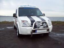 Ford Transit / Tourneo Connect 2002 - 2014 Bullbar Abar Nudge Bar + Spot x2