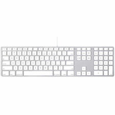 Apple A1243 MB110LB/B Wired Keyboard — QWERTY US