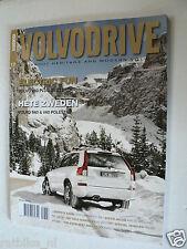 VOLVO DRIVE MAG 17,S60 & V60 POLESTAR,V60 HYBRID,850 T5R,POLICE,JACOB,343 TUNDRA